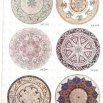 Мозаичное панно из природного камня
